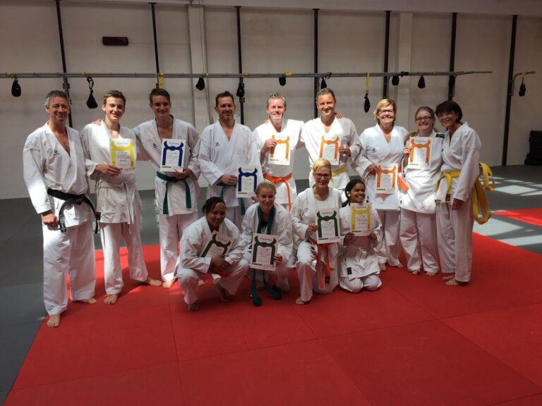 karatexperience-bandenexamen